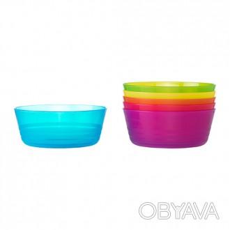 Посуда детская. Можно использовать в СВЧ-печи; при нагревании пищи до 100°C.Мож. Львов, Львовская область. фото 1
