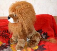 Мягкие игрушки в хорошем состоянии,длина мишки 108 см.. Полтава, Полтавская область. фото 5