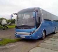Туристический автобус ZHONG TONG 6107Н. Львов. фото 1