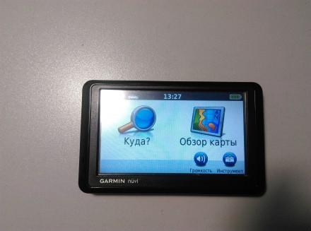Автомобильный навигатор GPS навигатор Garmin Nuvi 1310 В комплекте навигатор и . Киев, Киевская область. фото 2