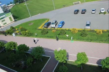 3к раздельная квартира Оболонская набережная 19 с видом на Гольф клуб и Днепр.Кл. Оболонь, Киев, Киевская область. фото 13