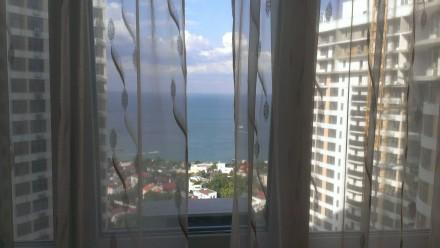 ПРОДАМ элитную 1-комн квартиру с прямым видом на море, в Аркадии, в 32 Жемчужине. Аркадия, Одесса, Одесская область. фото 2