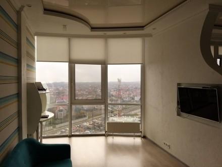 Сдам красивую 1-комнатную квартиру в жилом комплексе 3-Жемчужина на Архитекторск. Таирова, Одесса, Одесская область. фото 3
