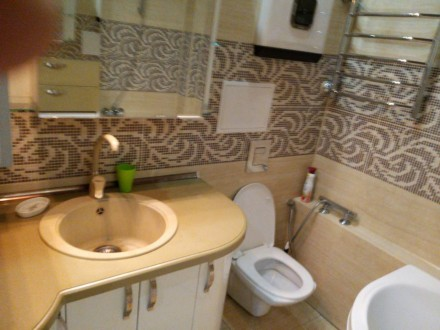 Сдам красивую 1-комнатную квартиру в жилом комплексе 3-Жемчужина на Архитекторск. Таирова, Одесса, Одесская область. фото 7