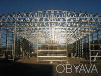 Компания «Альбатрос» предоставляет услуги по каркасному строительству малоэтажны. Днепр, Днепропетровская область. фото 3