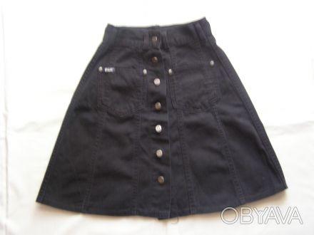 Стильная расклешенная юбка Dallas.Практичная и ноская.Дополнит любой стиль. дли. Никополь, Днепропетровская область. фото 1