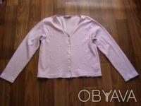 Нежная розовая кофта Carolyn Taylor  S/M. Никополь. фото 1