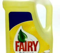 Моющее средство Фейри Лимон 5 л.. Сумы. фото 1