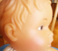 Продам небольшого, 24 см. ростом милого пупсика, б/у, но в очень хорошем состоян. Киев, Киевская область. фото 7