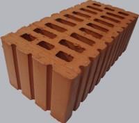 Кирпич полуторный керамический эффективный. Одесса. фото 1