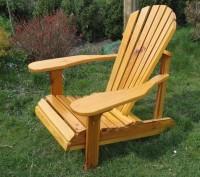 Кресло для отдыха. Радехов. фото 1
