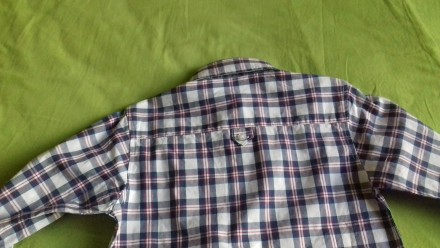 Дитяча фірмова нова сорочка в клітинку для хлопчика 4-5 років. Гарний фасон і ві. Львов, Львовская область. фото 3