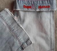 """Джинсы""""Gloria jeans""""26м/104р.Резинка на талии, плотного 100% коттона,состояние н. Светловодск, Кировоградская область. фото 6"""