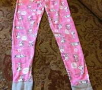 штани домашні або піжамні для дівчинки. Львов. фото 1