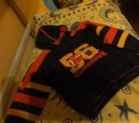 светр худі спортивного типу з капюшоном-трансформером.. Львов. фото 1