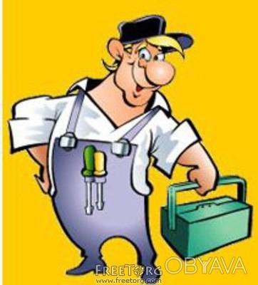 сантехника любой , сложности замена смесителей,рамки ,стояки ,установка котлов к. Полтава, Полтавська область. фото 1