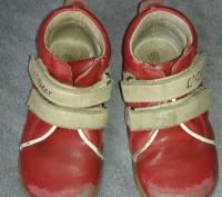 Комплект обуви . Ботинки L'Deer,тапочки ,шлёпанцы. Красные ботинки р.23,тапки . Светловодск, Кировоградская область. фото 8