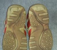 Комплект обуви . Ботинки L'Deer,тапочки ,шлёпанцы. Красные ботинки р.23,тапки . Светловодск, Кировоградская область. фото 7