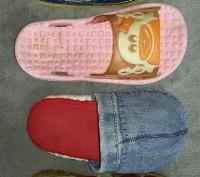 Комплект обуви -L'Deer 23р.,тапочки,шлёпанцы. Светловодск. фото 1