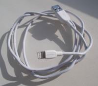 Кабель JCPAL USB - Ligthning, 1m (JCP6022). Северодонецк. фото 1