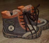 Теплая ,удобная обувь для вашего ребенка.размер 25. Стрый, Львовская область. фото 2