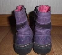 Сапожки демисезонные для девочки.Цвет фиолетовый.Страна производитель Польша. Фи. Конотоп, Сумская область. фото 7