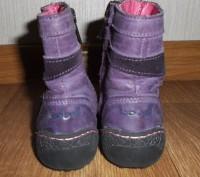 Сапожки демисезонные для девочки.Цвет фиолетовый.Страна производитель Польша. Фи. Конотоп, Сумская область. фото 8