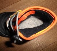 Мокасины-ботиночки для мальчика,черного цвета с аппликацией резиновый мишка .Стр. Конотоп, Сумская область. фото 5