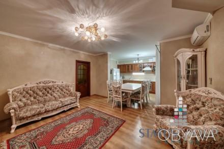 7-комнатная квартира, Дарницкий