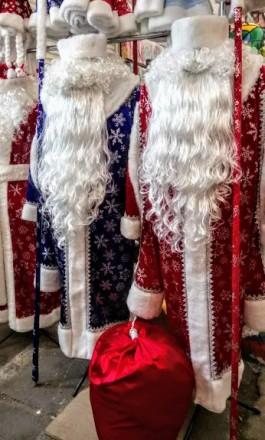 Дед мороз, снегурочка в наличии более 10 разных вариантов от 500грн до 3000грн. . Одеса, Одесская область. фото 6