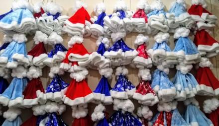 Дед мороз, снегурочка в наличии более 10 разных вариантов от 500грн до 3000грн. . Одеса, Одесская область. фото 8