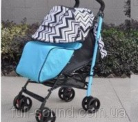Комфортная прогулочная коляска для Вашего малыша, глубокий козырёк защитит от ве. Одесса, Одесская область. фото 3