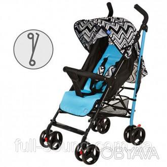 Комфортная прогулочная коляска для Вашего малыша, глубокий козырёк защитит от ве. Одесса, Одесская область. фото 1