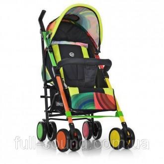 функциональная прогулочная коляска с облегченной рамой, выполнена из экологическ. Одесса, Одесская область. фото 2