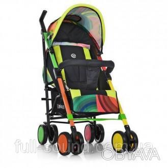 функциональная прогулочная коляска с облегченной рамой, выполнена из экологическ. Одесса, Одесская область. фото 1