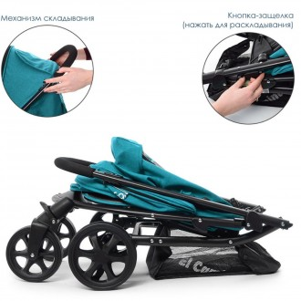 Комфортная прогулочная универсальная коляска выполнена из экологически чистых и . Одесса, Одесская область. фото 3
