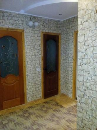 Сдам 2 комнатную квартиру Цветаева новострой с свежим ремонтом комнаты 20м и 18м. Приморский, Одесса, Одесская область. фото 5