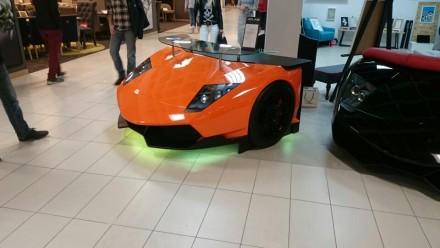 Lamborghini Мурселаго диван Ламборджини Мурселаго под заказ  Lamborghini Murcie. Львов, Львовская область. фото 3