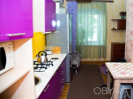 Сдам 1-комнатную квартиру раслоложенную в удобном месте, центр, вокзал, привоз, . Приморский, Одесса, Одесская область. фото 1