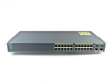 Продам рабочий коммутатор Cisco 2960 и Cisco Catalyst 2901. Данная серия предназ. Киев, Киевская область. фото 3