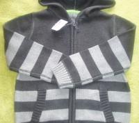 Новий светер з капішоном для хлопчика 5 років США , светрик заказували з сайту д. Львов, Львовская область. фото 7