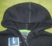 Новий светер з капішоном для хлопчика 5 років США , светрик заказували з сайту д. Львов, Львовская область. фото 3