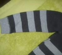 Новий светер з капішоном для хлопчика 5 років США , светрик заказували з сайту д. Львов, Львовская область. фото 6