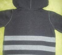 Новий светер з капішоном для хлопчика 5 років США , светрик заказували з сайту д. Львов, Львовская область. фото 9