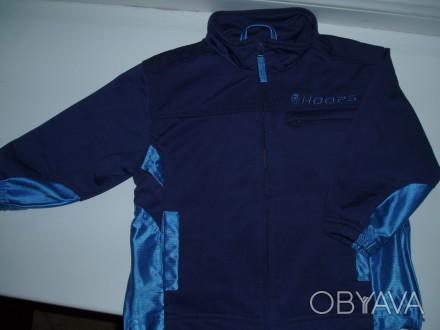 Куртка-олімпійка Nike на 2-3 роки, розмір пише на 2 роки, реально є більша. Має . Львов, Львовская область. фото 1
