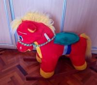 Продам лошадку качалку в хорошом состоянии, как новая.. Червоноград, Львовская область. фото 5