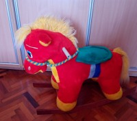 Продам лошадку качалку в хорошом состоянии, как новая.. Червоноград, Львовская область. фото 9