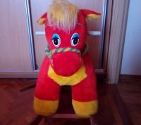 Продам лошадку качалку в хорошом состоянии, как новая.. Червоноград, Львовская область. фото 4