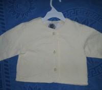 Нарядний піджак для дівчинки на 24 міс Baby Lulu USA бренд США виробник США ткан. Львов, Львовская область. фото 2