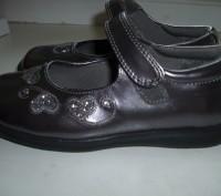 нові туфлі для дівчинки розм.11 (28) лакові ф-ма Rachel США. Львов. фото 1
